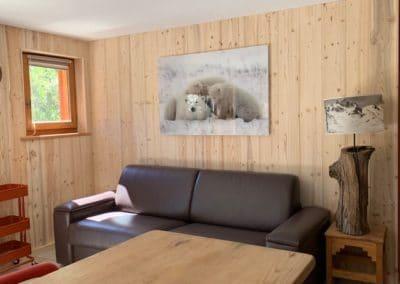 Appartement vers Chantemerle